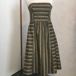 Anthropologie Dresses - Anthro Chlorophyll Study Dress - Size 6